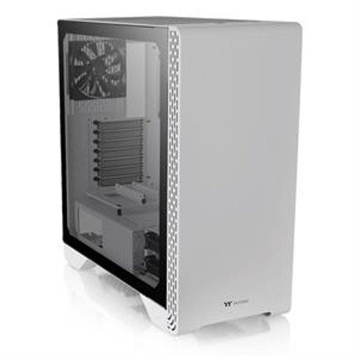 Thermaltake S300 CA-1P5-00M6WN-00 Tempered Glass Snow Edition Mid-Tower Chassis