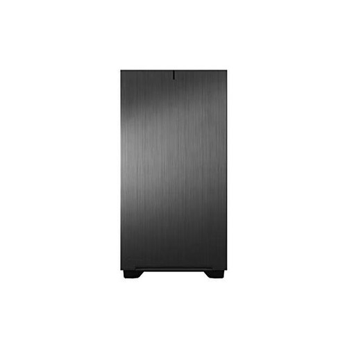 Fractal Design FD-C-DEF7A-07 Define 7 Gray Solid /Brushed Aluminum/Steel E-ATX Silent Modular Mid Tower Computer Case