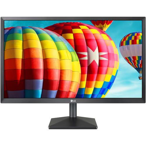 "LG 24BK430H-B 23.8"" Full HD LED LCD Monitor - 16:9"