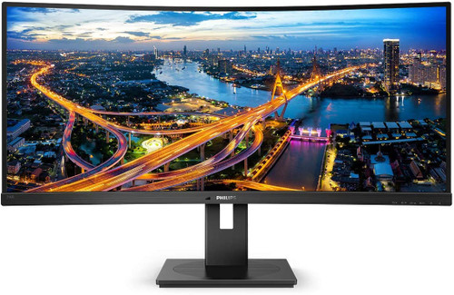 "Philips 34""Curved Ultrawide 346B1C LCD Monitor"