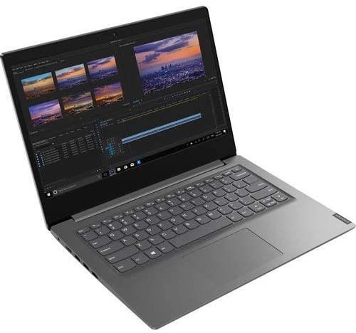 "Lenovo V14-ARE 82DQ000PUS 14"" Laptop (2.30 GHz AMD Ryzen-5-4500U, 8 GB DDR4 SDRAM, 256 GB SSD, Windows 10 Pro)"