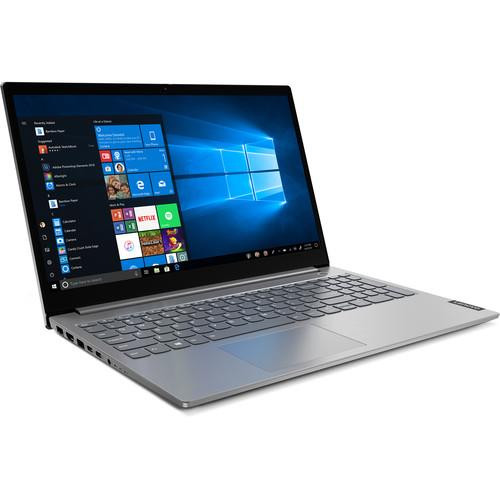 "Lenovo ThinkBook 15-IIL 20SM0012US 15.6"" Laptop (1 GHz Intel Core-i5-1035G1, 8 GB DDR4 SDRAM, 256 GB SSD, Windows 10 Pro)"