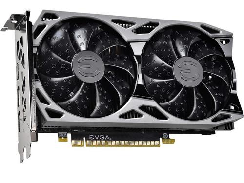 EVGA GeForce GTX 1650 SC ULTRA GAMING GDDR6, 04G-P4-1257-KR, 4GB GDDR6, Dual Fan Video Card