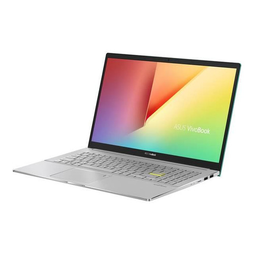 "Asus VivoBook S15 S533FA-DS51-GN 15.6"" Laptop (1.6 GHz Intel Core-i5-10210U, 8 GB DDR4 SDRAM, 512 GB PCIE G3 SSD x 2, Windows 10 Home)"