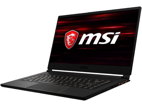 "MSI GS65 Stealth-1668 15.6"" Gaming Laptop (2.60 GHz Intel Core-i7-9750H, 16 GB DDR4 SDRAM, 512 GB SSD, Windows 10 Home)"