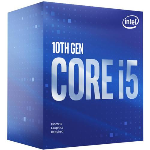 Intel Core i5 (10th Gen) i5-10400F BX8070110400F Hexa-core (6 Core) 2.90 GHz Processor - Retail Pack