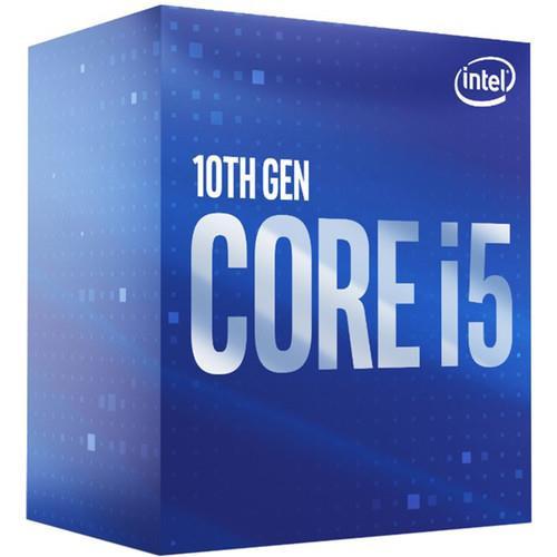 Intel Core i5 (10th Gen) i5-10400 BX8070110400 Hexa-core (6 Core) 2.90 GHz Processor - Retail Pack