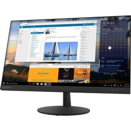 "Lenovo L24q-30 23.8"" 65FBGCC1US WQHD WLED LCD Monitor - 16:9 - Raven Black"