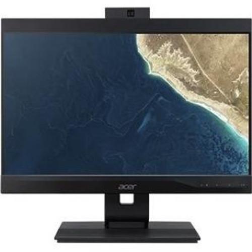 "Acer Veriton Z4660G DQ.VS0AA.001 21.5"" All-in-One Desktop (3.60 GHz Intel Core-i3-8100 Quad-core, 4 GB DDR4 SDRAM, 500 GB HDD, Windows 10 Pro)"