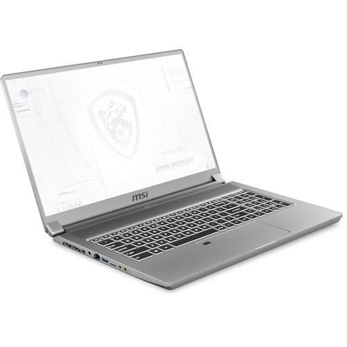 "MSI WS75 10TK WS75 10TK-468 17.3"" Gaming Mobile Workstation Laptop (2.40 GHz Intel-Core-i9-10980HK (10th Gen), 32 GB DDR4 SDRAM, 1 TB SSD, Windows 10 Pro)"