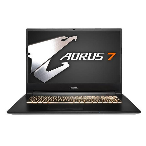 "Gigabyte AORUS 7 KB-7US1130SH 17.3"" Laptop (2.60 GHz Intel Core-i7-10750H, 16GB DDR4 SDRAM, 512GB SSD, Windows 10 Home)"