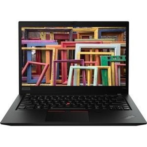 """Lenovo ThinkPad T14s Gen 1 20T00027US 14"""" Laptop (1.80 GHz Intel Core-i7-10510U (10th Gen), 8 GB DDR4 SDRAM, 256 GB SSD, Windows 10 Pro)"""