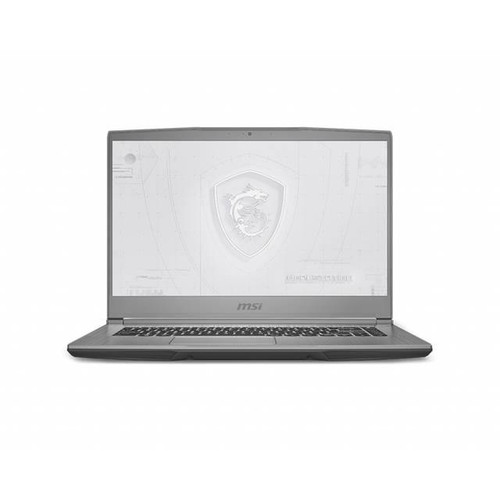 "MSI WF651201 10TH 15.6"" Mobile Workstation Laptop (2.60 GHz Intel Core-i7-10750H (10th Gen), 16 GB DDR4 SDRAM, 512 GB SSD, Windows 10 Pro)"