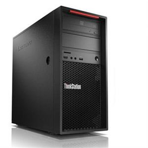 Lenovo ThinkStation P520c 30BX008CUS Workstation Desktop (3.60 GHz 1 x Xeon-W-2223, 16 GB DDR4 SDRAM, 512 GB SSD, Windows 10 Pro f/ Workstations)