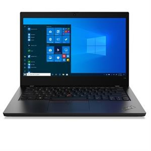 "Lenovo ThinkPad L14 Gen1 20U5000WUS 14"" Laptop (2.10 GHz AMD Ryzen-5-4650U Hexa-core (6 Core), 8 GB DDR4 SDRAM, 256 GB SSD, Windows 10 Pro)"