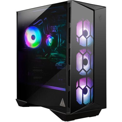 MSI Aegis RS 10SE-011US Gaming Desktop (3.70 GHz Intel Core-i9-10900KF 10th Gen Deca-core (10 Core), 16 GB DDR4 SDRAM, 1 TB SSD, Windows 10 Home)
