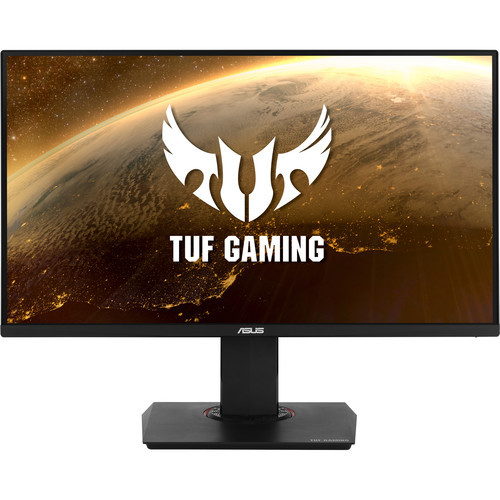 "Asus TUF VG289Q 28"" 4K UHD LED Gaming LCD Monitor - 16:9 - Black"