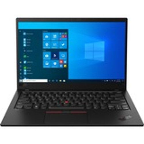 "Lenovo ThinkPad X1 Carbon 8th Gen 20U90030US 14"" Touchscreen Ultrabook Full HD Laptop (1.80 GHz Intel Core-i7-10610U (10th Gen) Quad-core (4 Core), 16 GB DDR4 SDRAM, 512 GB SSD, Windows 10 Pro)"