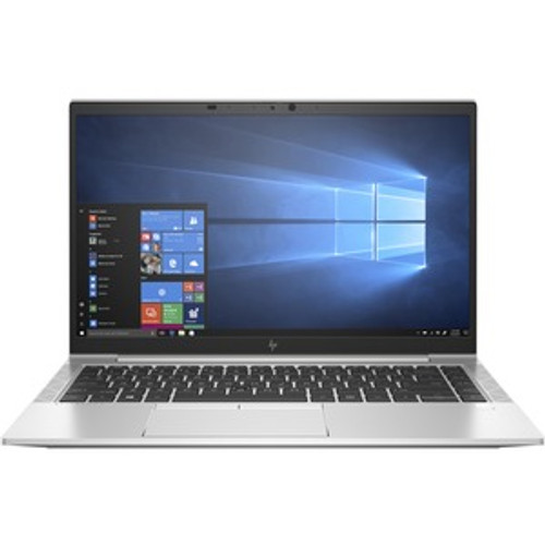 "HP EliteBook 840 G7 14"" Laptop (1.60 GHz Intel Core-i5-10210U (10th Gen) Quad-core (4 Core), 16 GB DDR4 SDRAM, 512 GB SSD, Windows 10 Pro)"