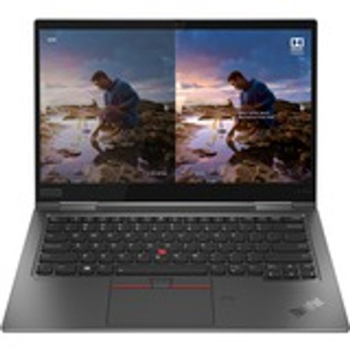 "Lenovo ThinkPad X1 Yoga Gen 5 20UB0015US 14"" Touchscreen 2 in 1 Laptop (1.80 GHz Intel Core-i7-10610U (10th Gen) Quad-core (4 Core), 16 GB DDR4 SDRAM, 512 GB SSD, Windows 10 Pro)"