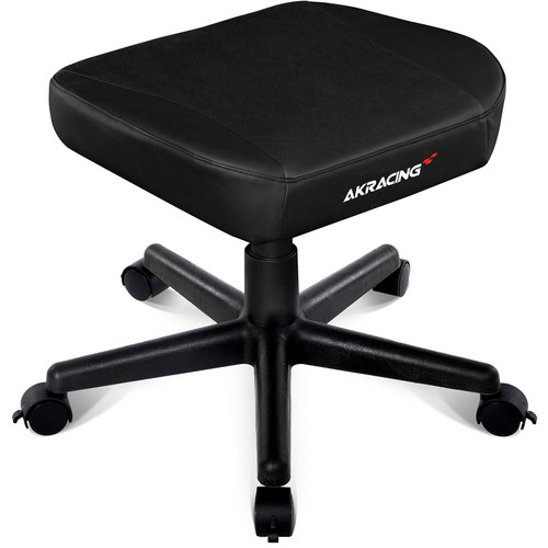 AKRACING AK-STOOL-BK Foot Stool