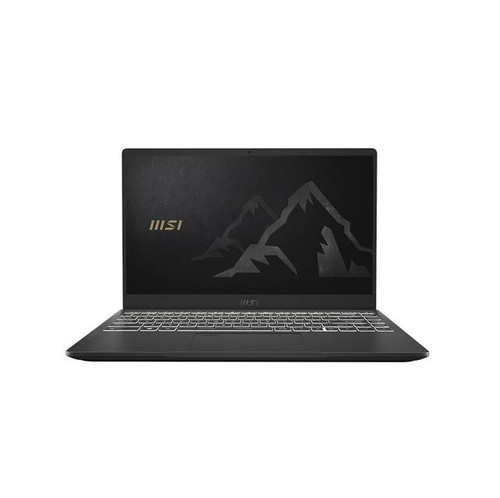 "MSI Summit B14 A11M-076 14"" Ultrabook Laptop (1.20 GHz Intel Core-i7-1165G7 (11th Gen), 16 GB DDR4 SDRAM, Iris Xe, 1 TB SSD, Windows 10 Pro)"