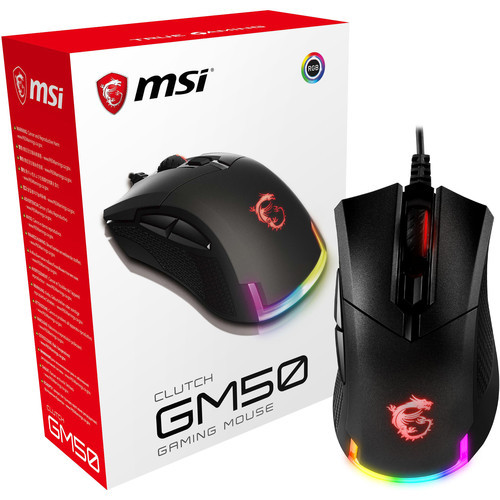 MSI Clutch GM50 Gaming Mouse
