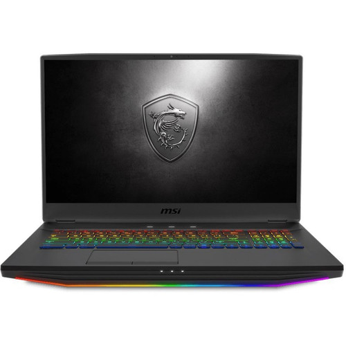 "MSI GT76 TITAN DT GT76 10SGS-055 17.3"" Gaming Laptop (2.40 GHz Intel Core-i9-10900K (10th Gen), 64 GB DDR4 SDRAM, 2 TB SSD, Windows 10 Pro)"