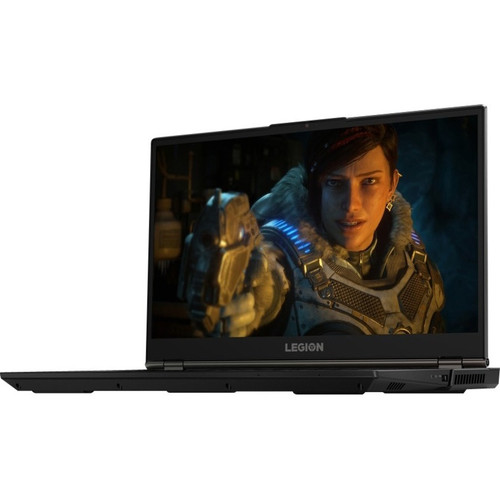 "Lenovo Legion 5 15IMH05 82AU00B8US 15.6"" Gaming Laptop (2.60 GHz Intel Core-i7-10750H (10th Gen) Hexa-core (6 Core), 8 GB DDR4 SDRAM, 1 TB HDD, 256 GB SSD, Windows 10 Home)"