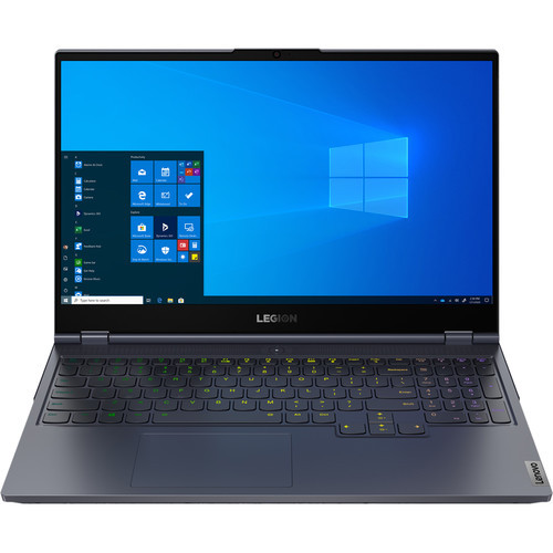 "Lenovo Legion Y750-15IMH 81YT0007US 15.6"" Gaming Laptop (2.60 GHz Intel Core-i7-10750H (10th Gen) Hexa-core (6 Core), 16 GB DDR4 SDRAM, 512 GB SSD, Windows 10 Home)"