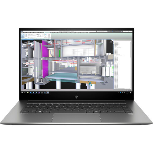 "HP ZBook Create G7 21X90UT#ABA 15.6"" Mobile Workstation Laptop (2.70 GHz Intel Core-i7-10850H (10th Gen) Hexa-core (6 Core), 16 GB DDR4 SDRAM, 512 GB SSD, Windows 10 Pro)"