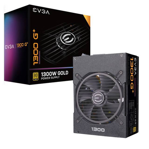 EVGA SuperNOVA 1300 G+ 220-GP-1300-X1 1300W Power Supply