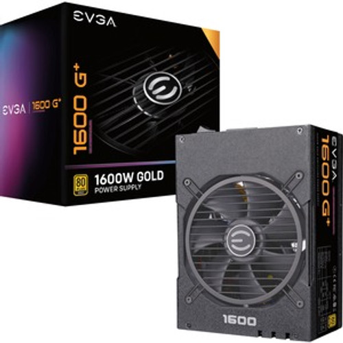 EVGA PS 220-GP-1600-X1 SuperNOVA 1600 G+ 1600W 80 Plus Gold Fully Modular