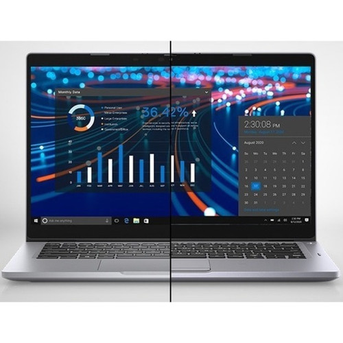 """Dell Latitude 5320 4JVT3 13.3"""" Laptop (2.60 GHz Intel Core-i5-1145G7 (11th Gen) Quad-core (4 Core), 8 GB DDR4 SDRAM, 256 GB SSD, Windows 10 Pro) - Our most secure and manageable commercial laptops, delivering reliable productivity for your end-users."""