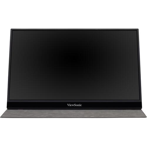 "Viewsonic VG1655 15.6"" 16:9 Silver Full HD LED LCD Monitor"