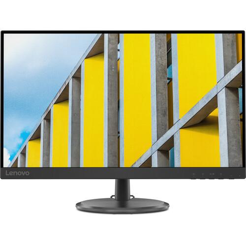 """Lenovo D27-30 27"""" Full HD WLED LCD 16:9 Raven Black Monitor"""