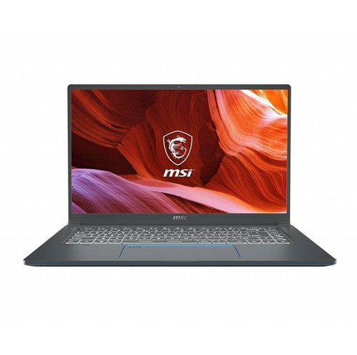 """MSI Prestige 15 A10SC-439 15.6"""" Laptop (1.1GHz Intel Core-i7-10710U 6-Core, 32 GB DDR4 SDRAM, GTX 1650 Max-Q, 1 TB NVMe SSD, Windows 10 Pro)"""