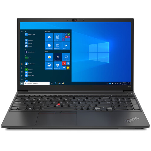 "Lenovo ThinkPad E15 G2 20TD003KUS 15.6"" Laptop (2.40 GHz Intel Core-i5-1135G7 Quad-core (4 Core), 8 GB DDR4 SDRAM, 256 GB SSD, Windows 10 Pro)"