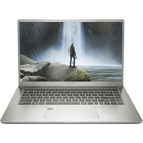 """MSI Prestige 15 15.6"""" Laptop (1.2 GHz Intel Core-i7-1185G7 (11th Gen), 32 GB DDR4 SDRAM, 1 TB SSD, Windows 10 Pro)"""