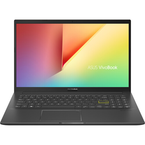 "Asus VivoBook 15 K513 K513EQ-PH77 15.6"" Laptop (2.80 GHz Intel Core-i7-1165G7 (11th Gen) Quad-core (4 Core), 16 GB DDR4 SDRAM, 256 GB SSD, Windows 10 Home)"