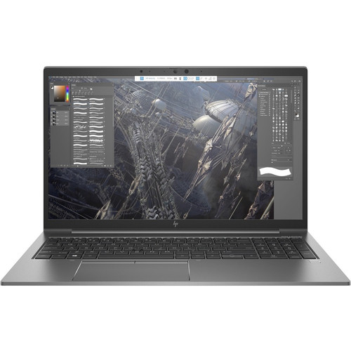 "HP ZBook Firefly G8 38K61UT#ABA 15.6"" Mobile Workstation Laptop (2.60 GHz Intel Core i5-1145G7 (11th Gen), 16 GB DDR4 SDRAM, 256 GB SSD, Windows 10 Pro)"