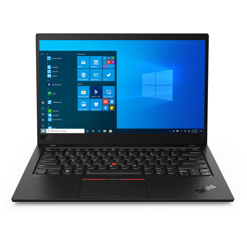 "Lenovo ThinkPad X1 Carbon 8th Gen 20U9005PUS 14"" Laptop (1.10 GHz Intel Core i7-10610U (10th Gen) Quad-core (4 Core), 16 GB DDR4 SDRAM, 1 TB SSD, Windows 10 Pro)"