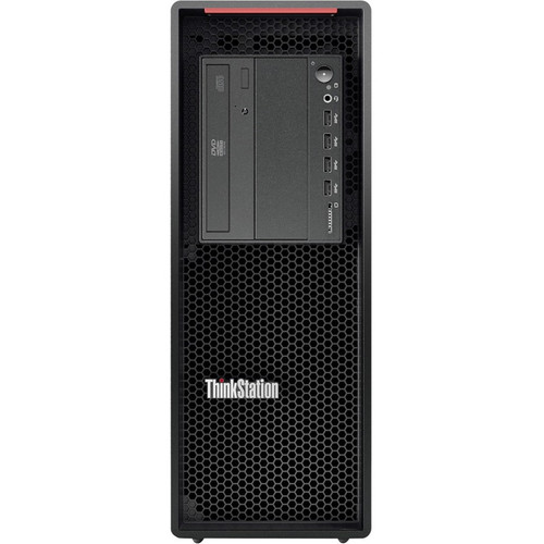 Lenovo ThinkStation P520 30BE00J0US Workstation Desktop (3.80 GHz Intel Xeon Hexa-core (6 Core) W-2235, 16 GB DDR4 SDRAM, 512 GB SSD, Windows 10 Pro f/ Workstations)