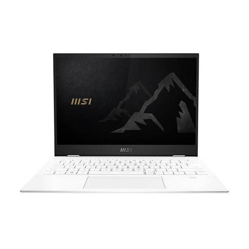 """MSI A11MT-020 13.4"""" Touchscreen 2 in 1 Laptop - The finest creations are crafted with precise calculation and design. Technology meets Aesthetics, we merge postmodern design with modern technology to inspire business users. The Summit E13 Flip Evo features a 360 degree hinge and 16:10 Golden ratio display to make this laptop compact and versatile. Certified with Intel® Evo™ platform and powered by Intel® Core™ i7 processor, enjoy the high performance of the Summit E13 Flip Evo."""