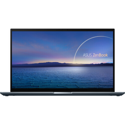 "Asus ZenBook 15 UX535 UX535LI-XH77T 15.6"" Touchscreen Rugged Laptop (2.60 GHz Intel Core i7-10750H (10th Gen) Hexa-core (6 Core), 16 GB DDR4 SDRAM, 256 GB SSD, Windows 10 Pro)"