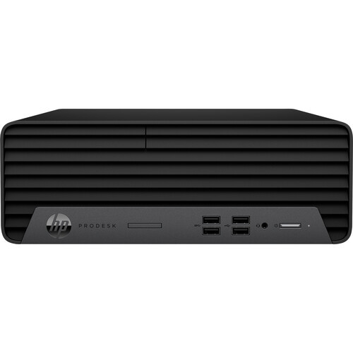 HP Business Desktop ProDesk 3E2H5UT#ABA 400 G7 Desktop (3.10 GHz Intel Core i5-10500 (10th Gen) Hexa-core (6 Core), 8 GB DDR4 SDRAM, 256 GB M.2 PCI Express NVMe SSD, Windows 10 Pro)
