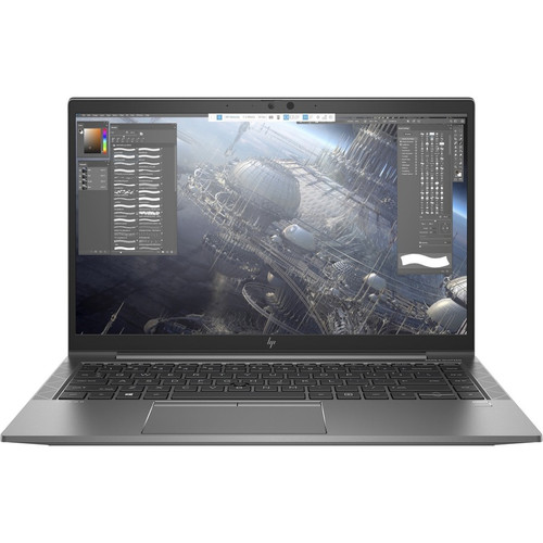 "HP ZBook Firefly 14 G7 3V2N4UT#ABA 14"" Mobile Workstation Laptop (1.60 GHz Intel Core i5-10210U (10th Gen) Quad-core (4 Core), 16 GB DDR4 SDRAM, 256 GB SSD, Windows 10 Pro)"