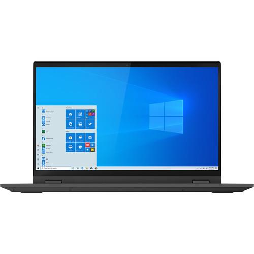 "Lenovo IdeaPad FLEX 5-15IIL-05 81X3000BUS 15.6"" Touchscreen 2 in 1 Laptop (1.20 GHz Intel Core i3-1005G1 (10th Gen) Dual-core (2 Core), 8 GB DDR4 SDRAM, 128 GB SSD, Windows 10 Home in S Mode)"