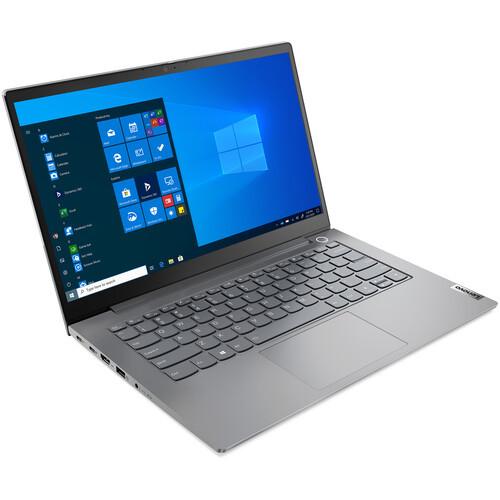 "Lenovo ThinkBook 14 G2 ARE 20VF0031US 14"" Laptop (2.70 GHz AMD Ryzen-3-4300U Quad-core (4 Core), 8 GB DDR4 SDRAM, 256 GB SSD, Windows 10 Pro)"
