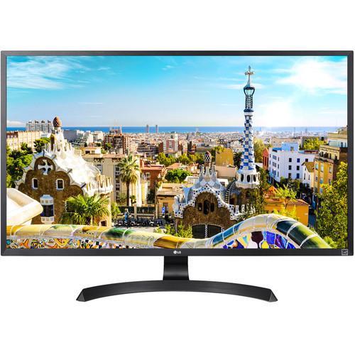 """LG 32UD59-B 32"""" 4K UHD LED Gaming LCD Monitor - 16:9"""